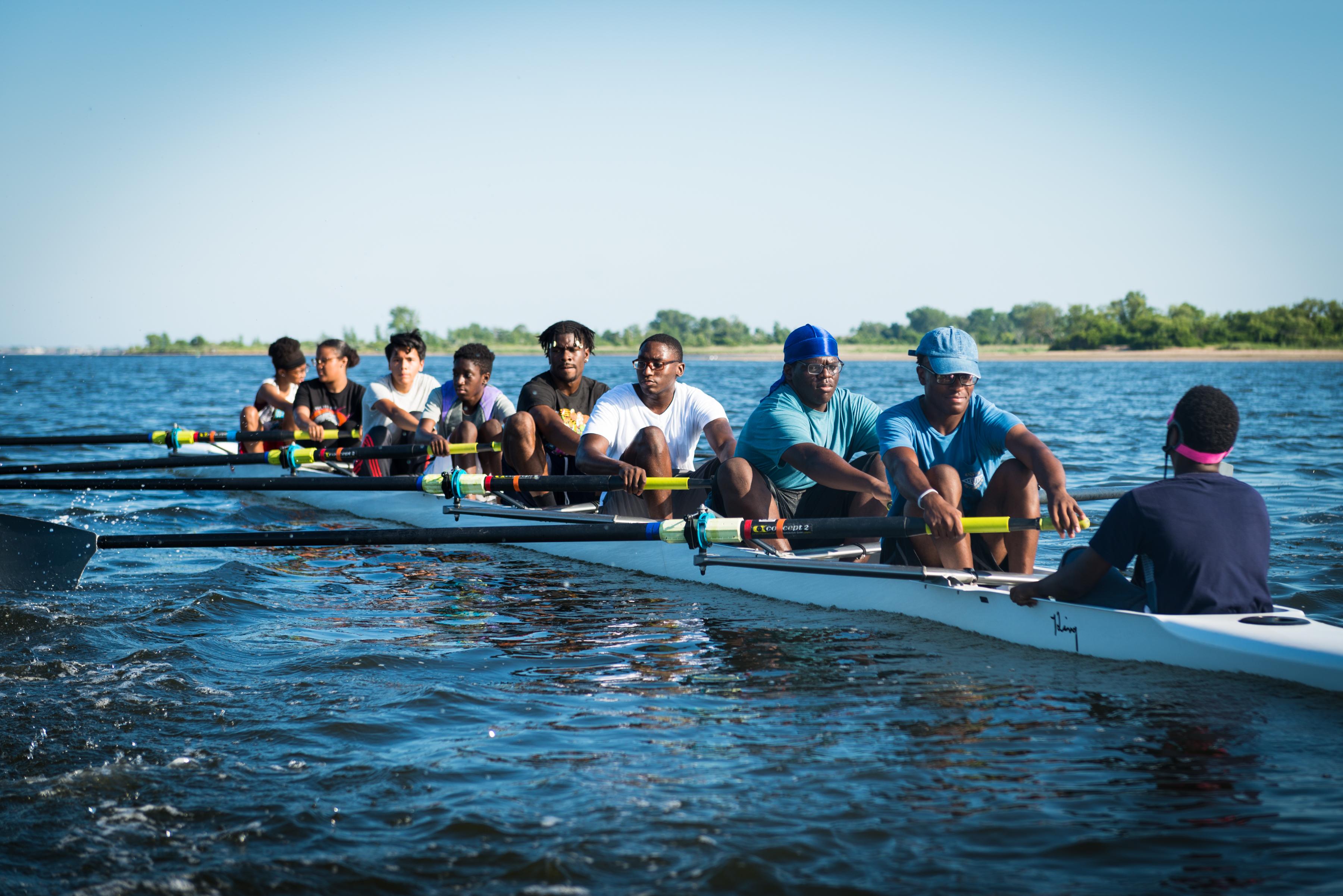 brooklyn rowing