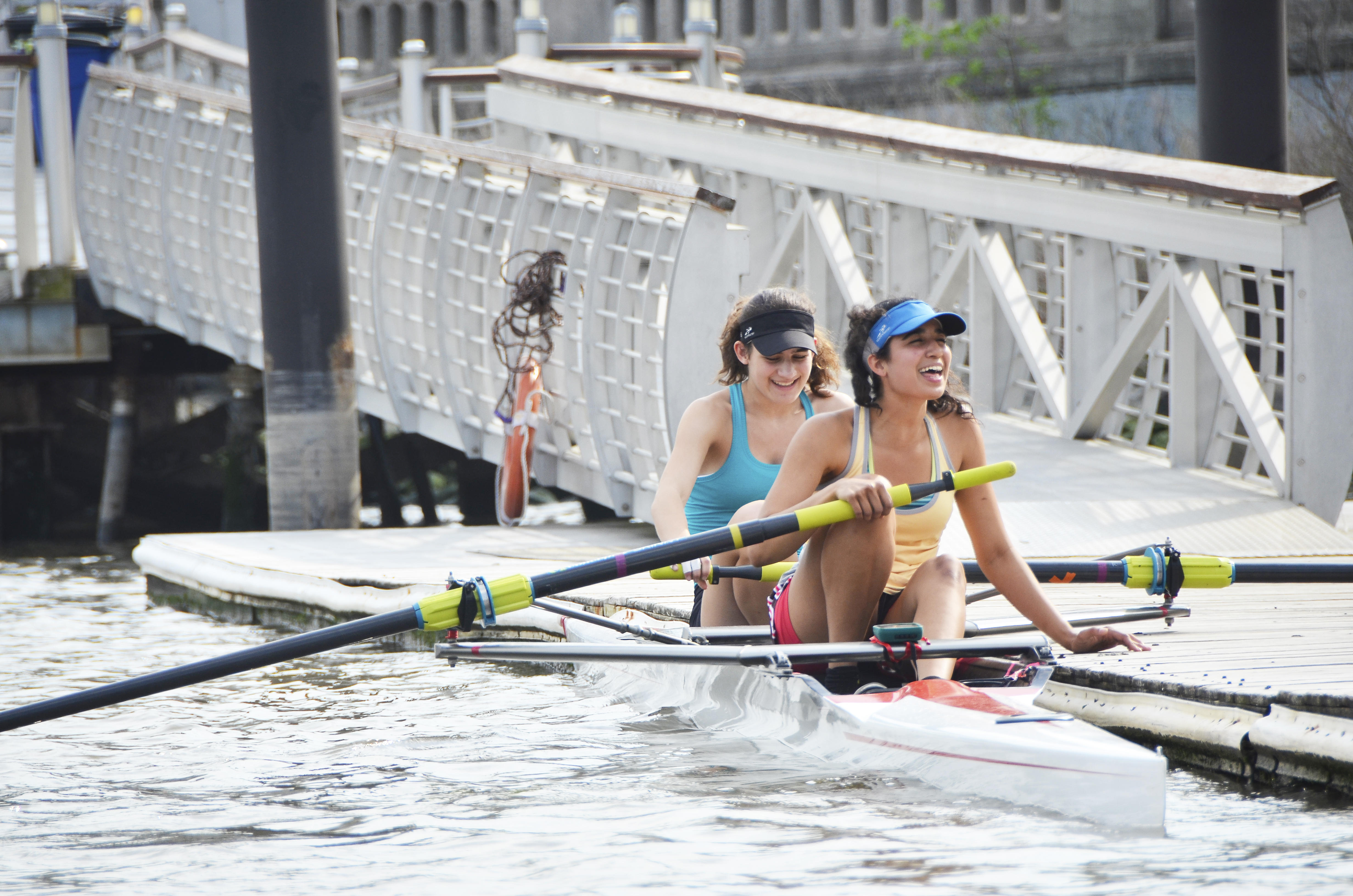 row new york manhattan